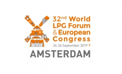 Sales booth 32nd World LPG Forum & 2019 European Congress Amsterdam